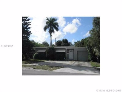 1604 SW 9th St, Fort Lauderdale, FL 33312 - MLS#: A10424357