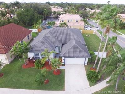 17833 NW 15th Ct, Pembroke Pines, FL 33029 - MLS#: A10424379