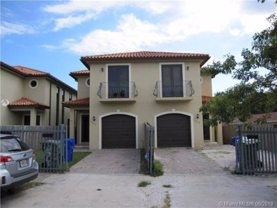 3022 SW 17 UNIT 3022, Miami, FL 33145 - MLS#: A10424425