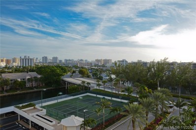 300 Three Islands Blvd UNIT 308, Hallandale, FL 33009 - MLS#: A10424477
