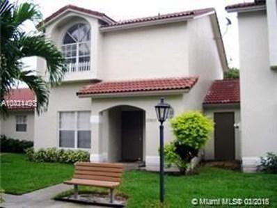 10807 NW 8th St UNIT 7U6, Pembroke Pines, FL 33026 - MLS#: A10424493