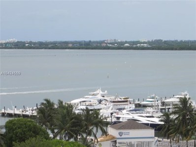 1688 West Ave UNIT 1107, Miami Beach, FL 33139 - MLS#: A10424559