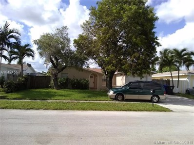 8260 SW 8th St, North Lauderdale, FL 33068 - MLS#: A10424568