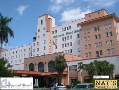 101 N Ocean Dr UNIT 485, Hollywood, FL 33019 - MLS#: A10424704