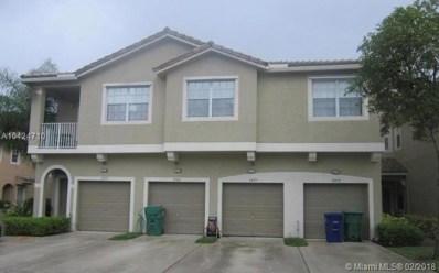 13211 SW 44th St UNIT 17202, Miramar, FL 33027 - MLS#: A10424710