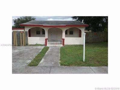 1779 NW 93rd St, Miami, FL 33147 - MLS#: A10424780
