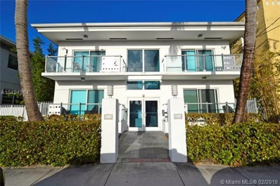 7171 Bay Dr UNIT 2, Miami Beach, FL 33141 - MLS#: A10424864