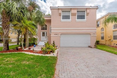 4756 NW 114th Dr, Coral Springs, FL 33076 - MLS#: A10424945