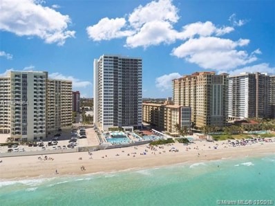 3180 S Ocean Dr UNIT 701, Hallandale, FL 33009 - MLS#: A10424964