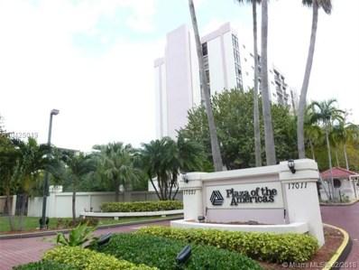 16919 N Bay Rd UNIT 407, Sunny Isles Beach, FL 33160 - MLS#: A10425019