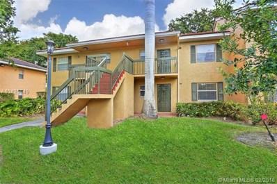 717 NW 103rd Ter UNIT 102, Pembroke Pines, FL 33026 - MLS#: A10425049
