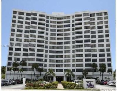 3505 S Ocean Dr UNIT 807, Hollywood, FL 33019 - MLS#: A10425155