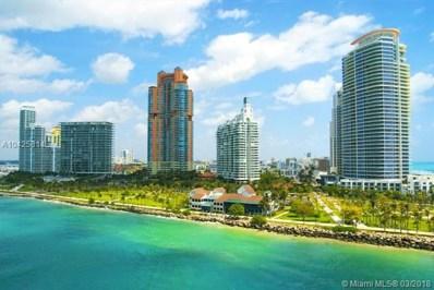 300 S Pointe Dr UNIT 3306, Miami Beach, FL 33139 - MLS#: A10425314