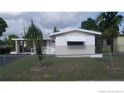 3111 NW 4th Ct, Lauderhill, FL 33311 - MLS#: A10425346