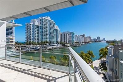 6101 Aqua Ave UNIT 502, Miami Beach, FL 33141 - MLS#: A10425410