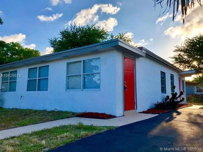 921 NW 16th Ter, Fort Lauderdale, FL 33311 - #: A10425613