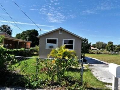 517 N 23rd St, Fort Pierce, FL 34950 - MLS#: A10425717