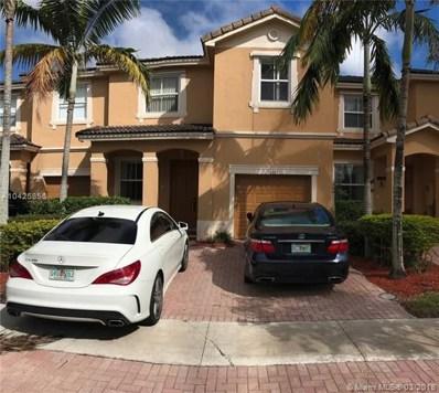 1035 NE 41st Pl UNIT 1035, Homestead, FL 33033 - MLS#: A10425856