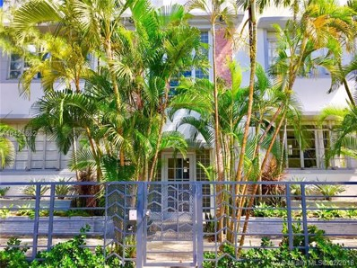 1611 Euclid Ave UNIT 12, Miami Beach, FL 33139 - MLS#: A10425862