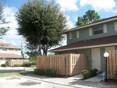 1220 Cypress Way E UNIT 1220, Palm Springs, FL 33406 - MLS#: A10426061