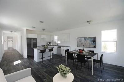 1707 Fletcher St, Hollywood, FL 33020 - MLS#: A10426074