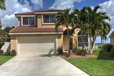 2051 NW 182nd Ter, Pembroke Pines, FL 33029 - MLS#: A10426146