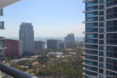 1300 S Miami Ave UNIT 2810, Miami, FL 33130 - MLS#: A10426395