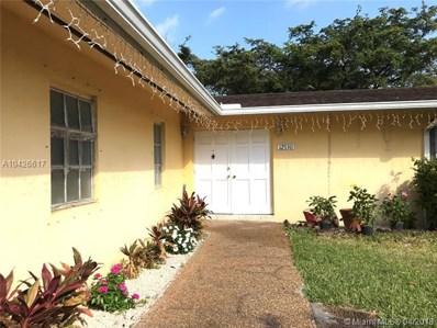 12530 SW 34th St, Miami, FL 33175 - MLS#: A10426617