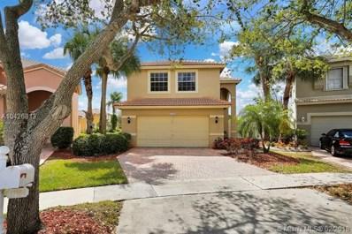 17164 NW 13th St, Pembroke Pines, FL 33028 - MLS#: A10426813