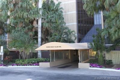 16300 Golf Club Rd UNIT 217, Weston, FL 33326 - MLS#: A10426855