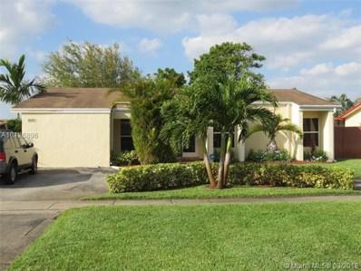 8951 Johnson St, Pembroke Pines, FL 33024 - MLS#: A10426896
