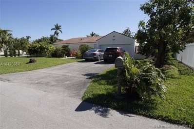 15531 SW 155th Ave, Miami, FL 33187 - MLS#: A10426958