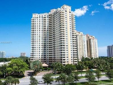 19501 W Country Club Dr UNIT 1115, Aventura, FL 33180 - MLS#: A10426971