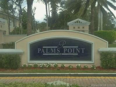11637 W Atlantic Blvd UNIT 1225, Coral Springs, FL 33071 - MLS#: A10427011