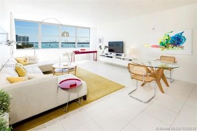 20 Island Ave UNIT 611, Miami Beach, FL 33139 - MLS#: A10427379