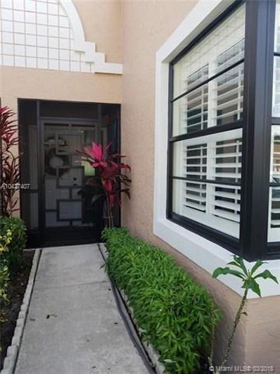 8434 Springlake Dr UNIT 0, Boca Raton, FL 33496 - MLS#: A10427407
