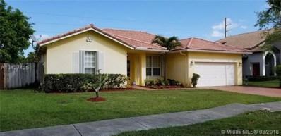 14901 SW 157th Ct, Miami, FL 33196 - MLS#: A10427425