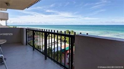 2401 Collins Ave UNIT 1002, Miami Beach, FL 33140 - MLS#: A10427439