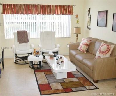 5000 NW 36th St UNIT 507, Lauderdale Lakes, FL 33319 - MLS#: A10427768