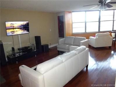 3100 N Pine Island Rd UNIT 405, Sunrise, FL 33351 - MLS#: A10427885