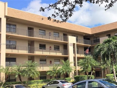 10145 Sunrise Lakes Blvd UNIT 406, Sunrise, FL 33322 - MLS#: A10427904
