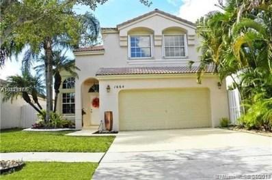 1664 NW 158th Lane, Pembroke Pines, FL 33028 - MLS#: A10428166