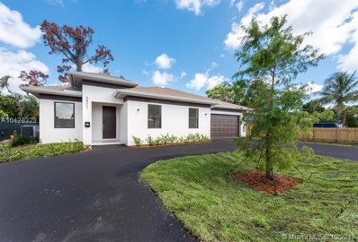 4821 Peters Rd, Plantation, FL 33317 - MLS#: A10428323
