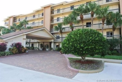 1701 Marina Isle Way UNIT 503, Jupiter, FL 33477 - MLS#: A10428507
