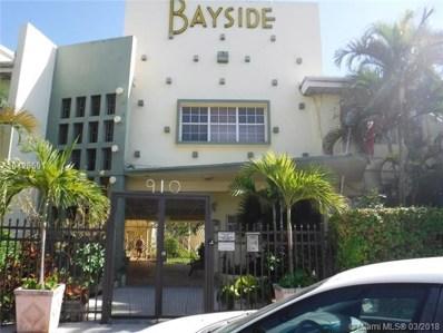 910 N Bay Dr UNIT 6, Miami Beach, FL 33141 - MLS#: A10428591