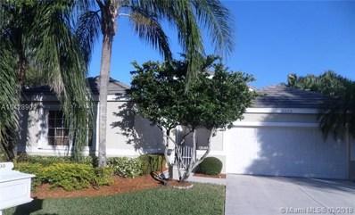 2030 Island Cir, Weston, FL 33326 - MLS#: A10428909