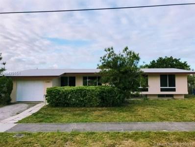 1241 NW 143rd St, Miami, FL 33167 - MLS#: A10429151