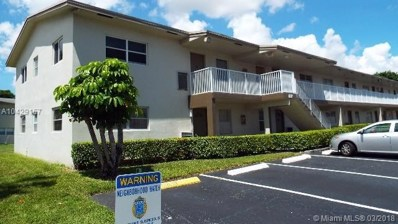 551 NW 80th Ave UNIT 207, Margate, FL 33063 - MLS#: A10429157