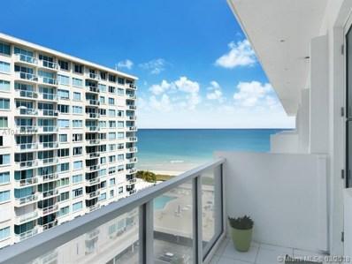 5313 Collins Ave UNIT 1105, Miami Beach, FL 33140 - MLS#: A10429177