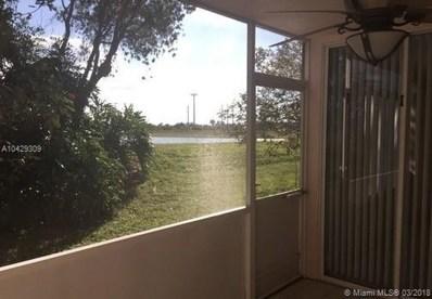 10930 Lakemore Lane UNIT 102, Boca Raton, FL 33498 - MLS#: A10429309